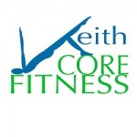 Keith Core Fitness logo square